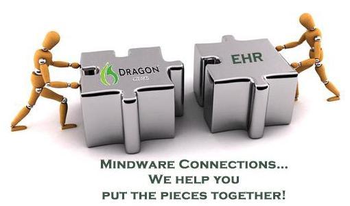 Dragon with EHR