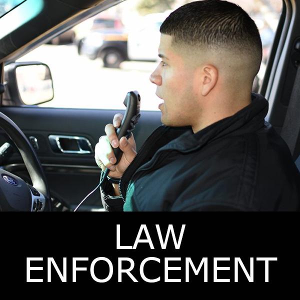 LAW ENFORCEMENT PROFESSIONALS